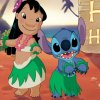 Игры Hello Kitty и Лило и Стич бесплатно играть